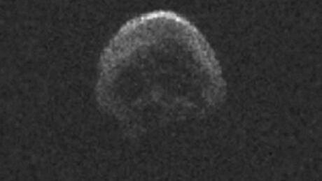Halloween comet
