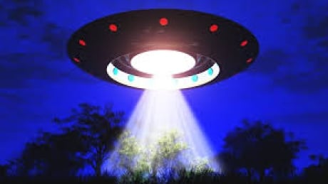 Nanaimo UFO lights up the sky again