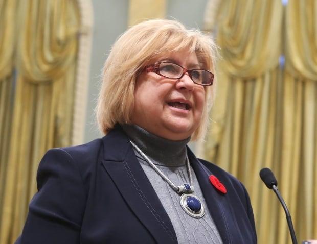 LIB MaryAnn Mihychuk Manitoba MP