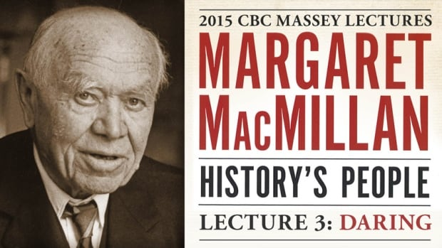 Massey 2015 - History's People, Lecture 3 - Daring