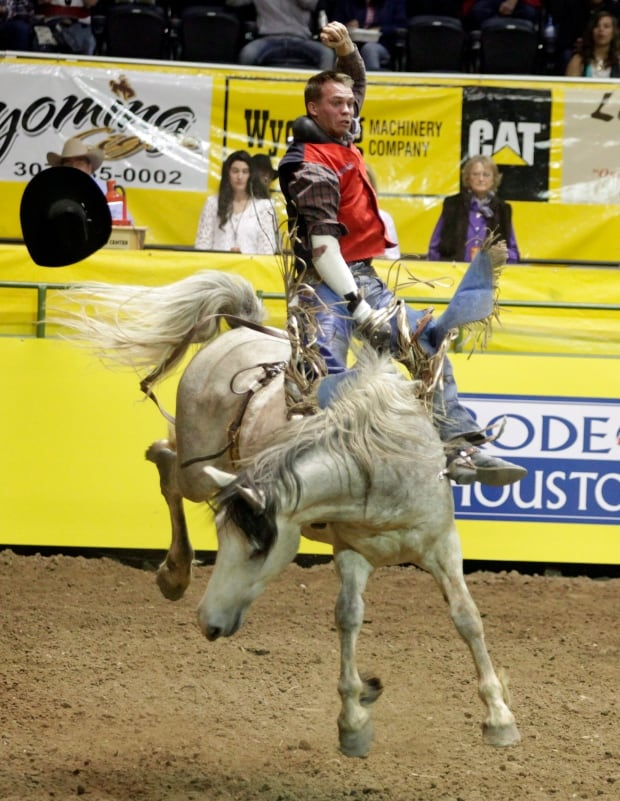 Orin Larsen Looking For Big Stampede Payday Calgary