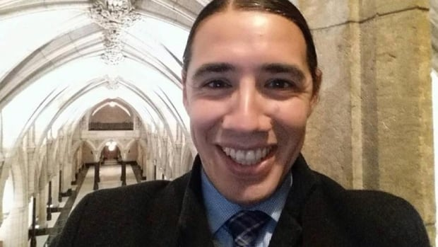 Winnipeg MP Robert-Falcon Ouellette is promoting the idea of a guaranteed income for every Canadian - whether or not they have a job.