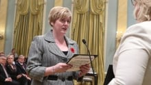 BC LIB MP Carla Qualtrough Sport Persons with Disabilities minister