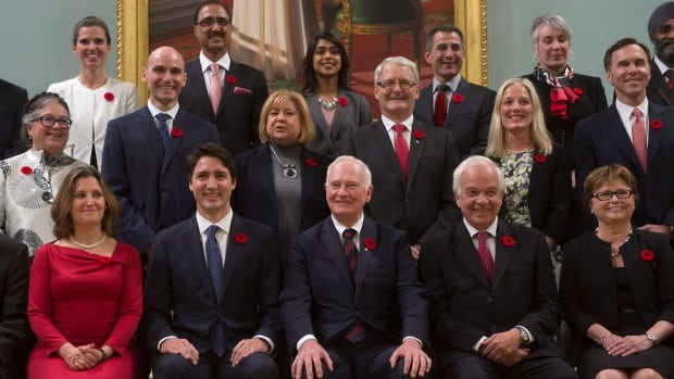 With the introduction of the Liberal cabinet, several ministries were rearranged or renamed, revealing several key shifts in emphasis for the new government.