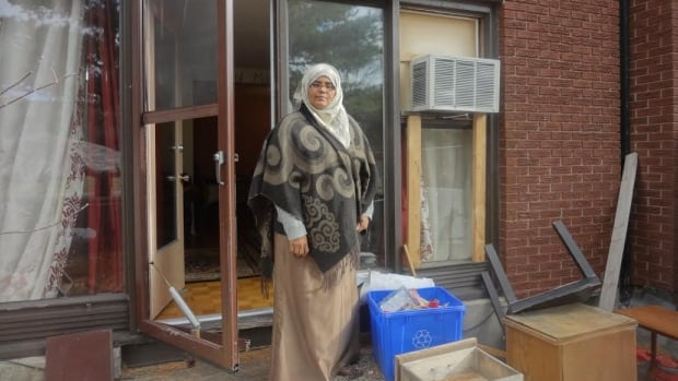 Magda Ibrahim needs to leave her home by the end of February.