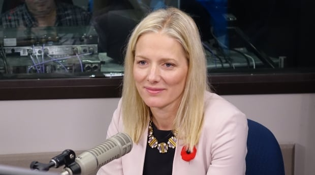 Catherine McKenna Ottawa Morning interview NCC environment Nov 5 2015