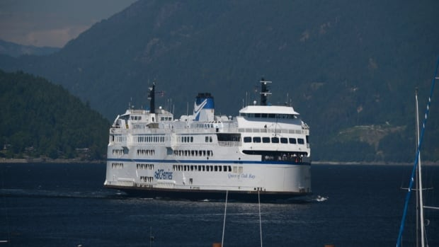 how to change bc ferries reservation