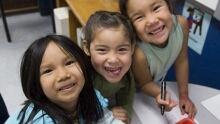 Aboriginal school children