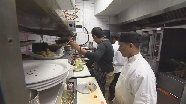 Toronto restaurateur Hemant Bhagwani says he wants to create a more equitable environment for staff by eliminating tipping.