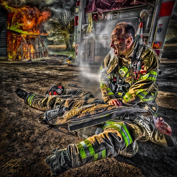 Daniel Sundahl Firefighter 2