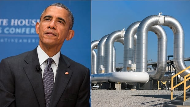 U.S. President Barack Obama has announced the rejection of the proposed Keystone XL pipeline.