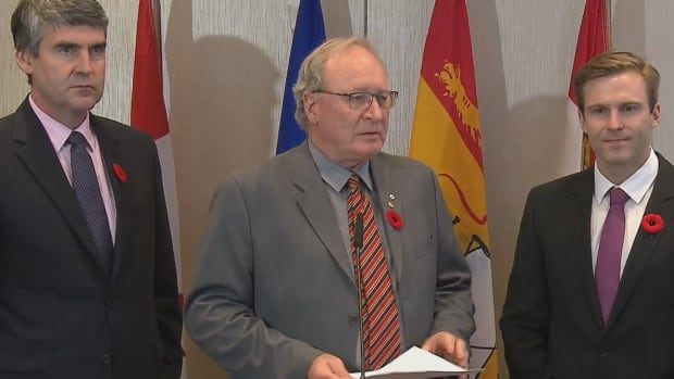 Nova Scotia Premier Stephen McNeil, P.E.I. Premier Wade MacLauchlan, and New Brunswick Premier Brian Gallant are joining forces to battle red tape.