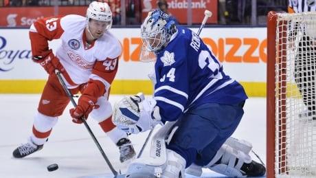 Henrik Zetterberg Scores 300th Career Goal As Red Wings Beat Leafs