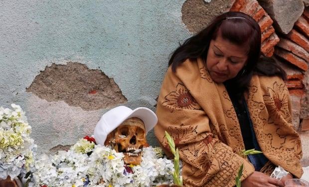 Bolivia Skull Festival