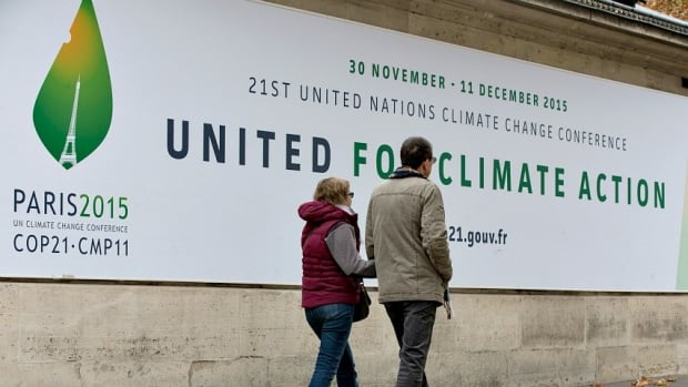 Forthcoming COP 21 World Climate Summit
