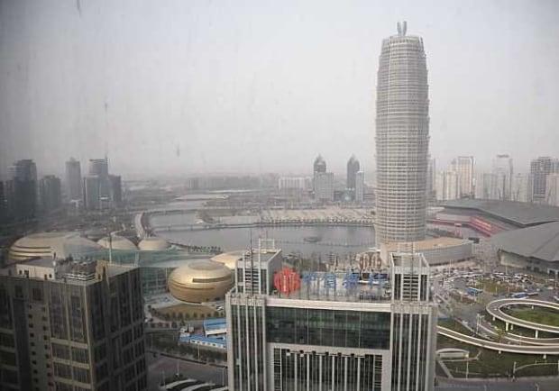 Zhengdong CBD