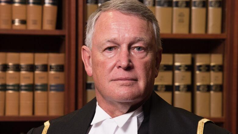 Justice Robin Camp
