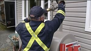 Pumping home heating oil