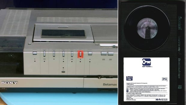 Sony announced that it would stop making Betamax cassettes as of March 2016. The company killed off the Beta VCR in 2002, but continued to sell the tapes.