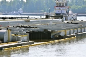 Mississippi River Oil Spill