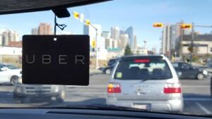 Uber Calgary injunction