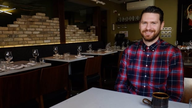 Segovia's Adam Donnelly and Carolina Konrad will be opening a second restaurant in Winnipeg in February.