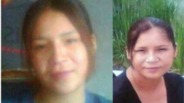 Police say Charnelle Masakeyash, 26, of Mishkeegogamang First Nation was reported missing on Nov. 8, 2015.