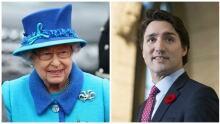 Trudeau in London to meet Queen, U.K. PM David Cameron