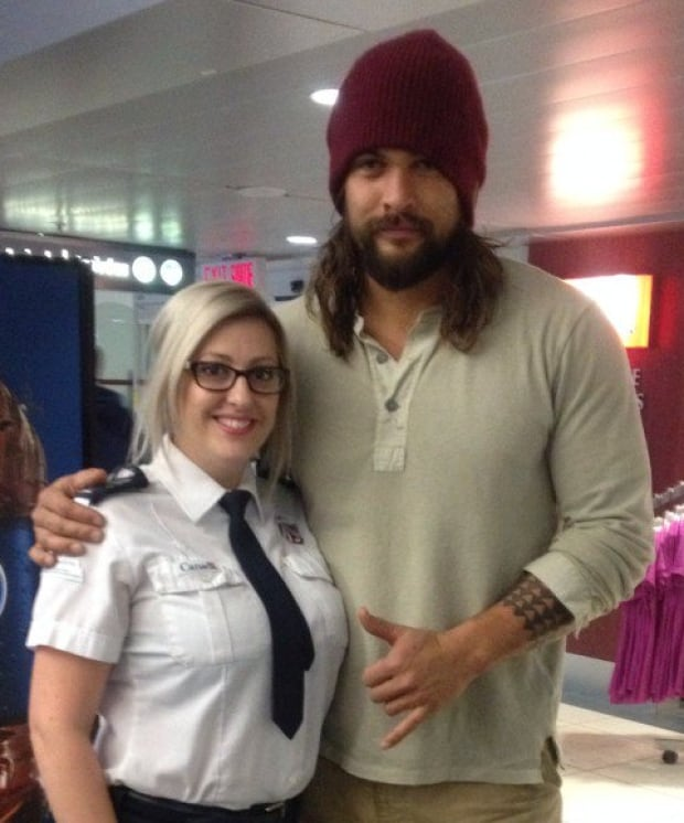 Jason Momoa Of Game Of Thrones Spotted In St. John's