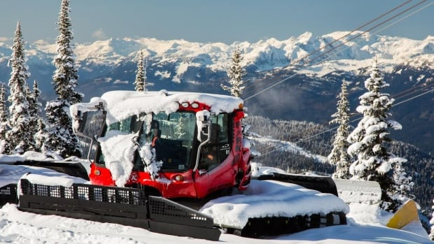 Whistler announces early opening thanks to dump of snow and cold temperatures.