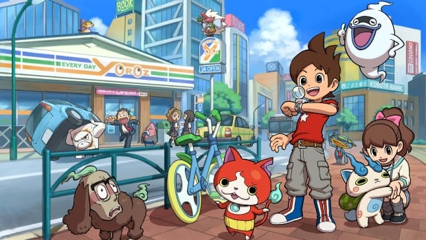 Yo-Kai Watch has overtaken Pokemon in popularity in Japan with its legion of cuddly mascot-like creatures, video games, cartoons and mountains of branded merchandise.
