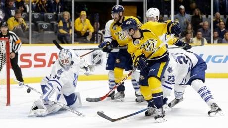 Reimer, Maple Leafs Score Shootout Victory In Nashville