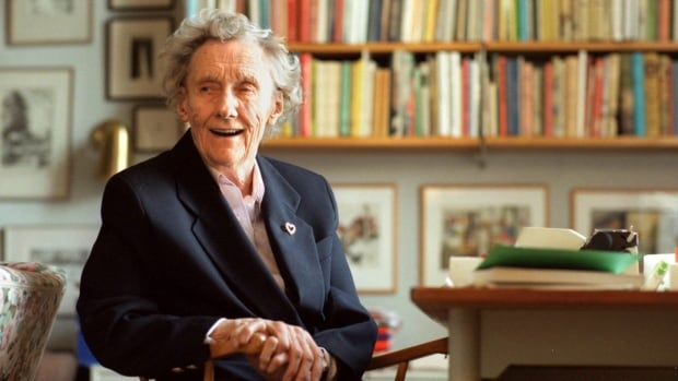 Beloved Swedish author Astrid Lindgren, seen here in 1997, is best known for creating the heroine Pippi Longstocking.
