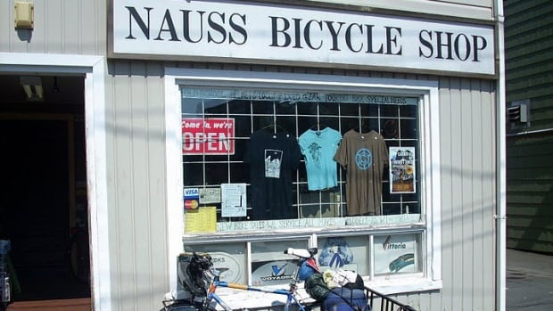 Jack Nauss Bicycle Shop is closing after 46 years.