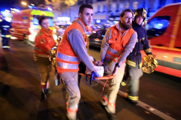 Paris shooting injured Bataclan raid Nov 13 2015