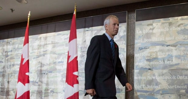 Stéphane Dion at Foreign Affairs