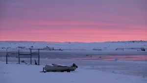 Clyde River Nunavut Patricia Bay