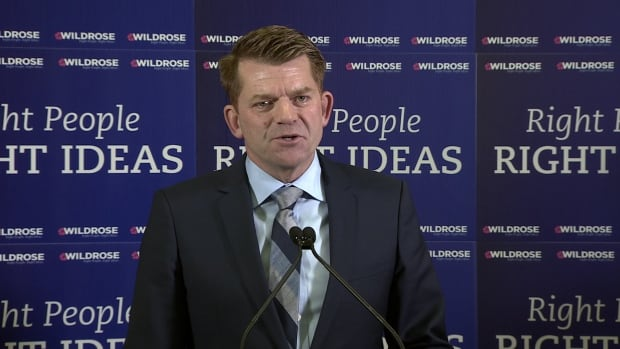 Wildrose Leader Brian Jean called on his party to be more welcoming to all conservatives, even people who voted and volunteered for the Progressive Conservatives in the past.