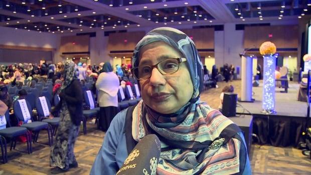 Muslim conference Calgary speaker Shahina Siddiqui