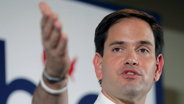 U.S. Republican presidential candidate and Florida senator Marco Rubio was expressed incredulity over the desire of Democratic candidates to take in more than the existing pledge of 10,000 refugees set out by the White House.