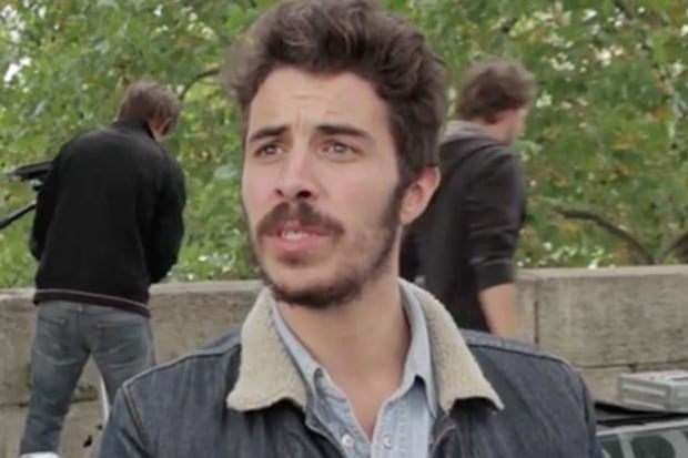 Maxime Bouffard, 26, Paris attack victim