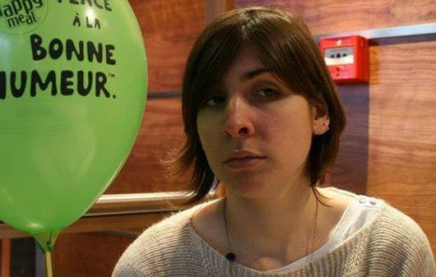 Lola Salines paris attack victim
