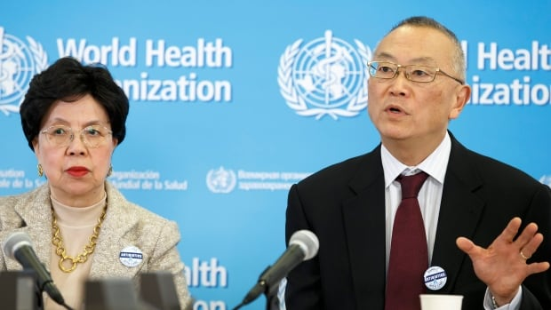 The survey findings point to the urgent need to improve understanding around antibiotic resistance, said Keiji Fukuda, right, Assistant Director-General of WHO.   Margaret Chan, left, General Director of WHO, says resistance is reaching dangerously high levels.