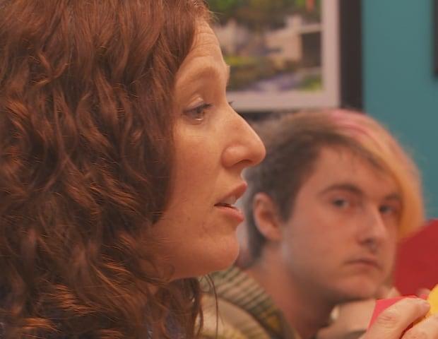 Andrea Horowitz of North Shore Adult Community Mental Health