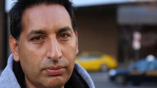 Nawaz Goraya lost his job driving cab after he spoke up for what he calls 'the silent victims of the industry, those who rent and drive other people's taxis.