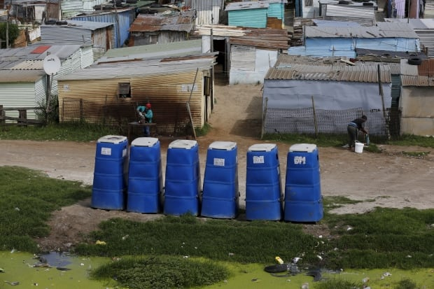 World Toilet Day Cape Town SA Oct 2015
