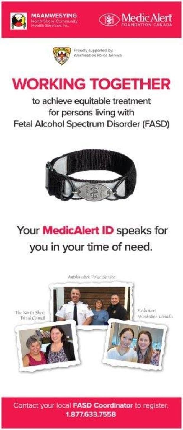 FASD bracelet