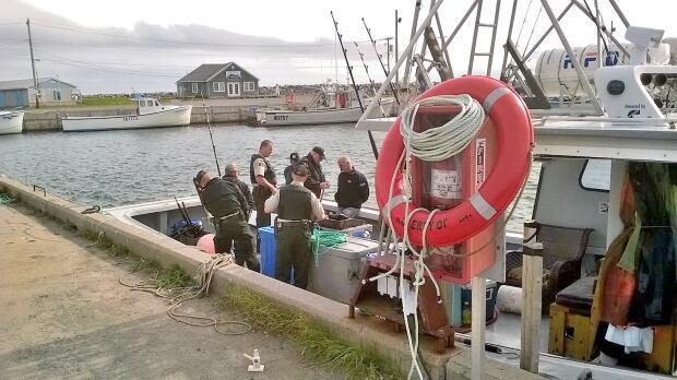 Fisheries investigation