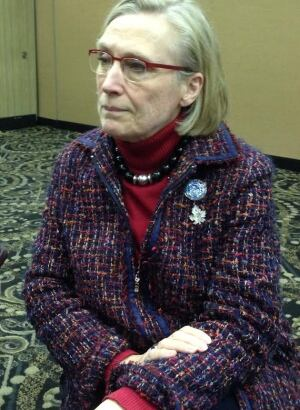 Carolyn Bennett in Thunder Bay