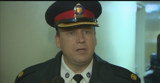 Toronto police Supt. Mark Barkley